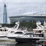 Выставка яхт и катеров St.Petersburg International Boat Show 2018