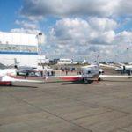 Во Внуково-3 открылась десятая выставка JetExpo